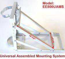 Universal Assembled Standard Solar Panel Mounting System (tilt angle adjustable)