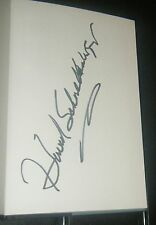 COACH HOWARD SCHNELLENBERGER Signed Auto Autographed Book Miami Hurricanes The U