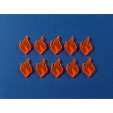"Micro art studios BNIB statut marqueur ""feu"" (10) p00133"