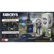 Far Cry 5 The Father Edition Collector's Edition PS4 - BRAND NEW !!