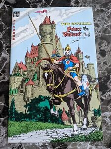 The Official Prince Valiant #7 Nov 1988 Pioneer Comics THE DAYS OF KING ARTHUR