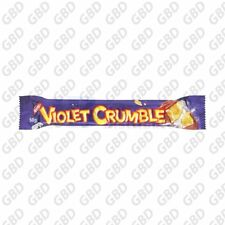 NESTLE VIOLET CRUMBLE 50G Pack (Box of 42 Packs)
