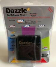 Dazzle Zio Reader Writer HI-Speed All in 1 SmartMedia Transfer DM-24001 NEW