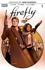FIREFLY #1 MAIN COMIC