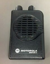 Motorola Minitor 5 Pager Only, Model # A03Kms9239Bc, Vhf, 2 Ch, Sv, Good Cond.
