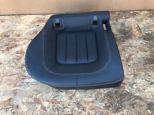 ✔MERCEDES W218 CLS550 REAR RIGHT SIDE BOTTOM LOWER SEAT CUSHION ASSEMBLY 71K OEM