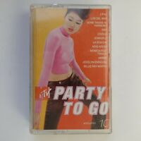 MTV Party To Go Volume 10 (Cassette)