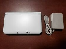 Nintendo 3DS LL XL console white color Japan system US seller