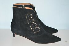 New Joie Suede Strap Booties Size 9 US / 39  Womens $399