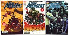 serie DARK AVENGERS completa 1/3 - Ed. Marvel Panini