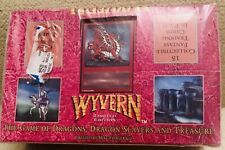 RARE OOP Wyvern Limited Edition Booster Box of 36 Packs FACTORY SEALED