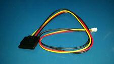 Power SATA to Mini Molex floppy adapter cable Serial ATA to 4 Pin Molex NEW OEM