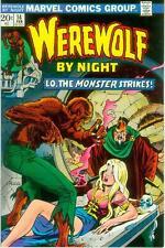 Werewolf by Night # 14 (Mike Ploog) (USA, 1974)