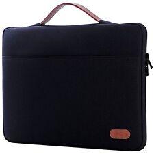 Laptop Sleeve Case Bag Carrying Handbag For Macbook, Other 12 - 12.9- Black