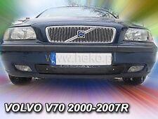 HEKO 04001 untere Winterblende für Frontgrill Grillblende VOLVO V70  Bj. 00-05