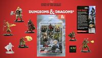 WIZARDS - DUNGEONS & DRAGONS ICONS OF THE REALMS - EPIC STARTER 7er PACK -NEU