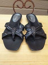 Cole Haan Black Sandals Women's 7.5 M