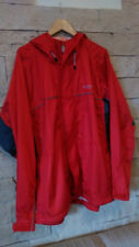 Regatta x-ert performance wasserdicht jacket jacken full zip hoodie Gr 2XL rot