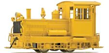 Accucraft   AM55-013  Plymouth Industrial Switcher, Messingmodell 1:48, On30