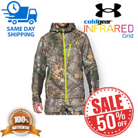NWT Under Armour ColdGear Infrared Scent Control Barrier Realtree Jacket Small