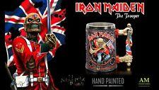 Iron Maiden Eddie Trooper Tankard Stein - Boxed Official Rock Merch
