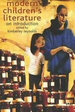 New, Modern Children's Literature: An Introduction, , Book
