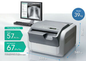 Digital X-ray Image Capture Fuji Prima T with DryPixLite CR System