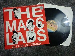 The Macc Lads - Bitter, Fit Crack (2008)