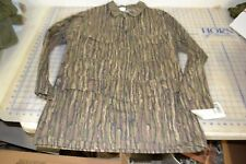 medium made in USA woods edge vintage realtree saf-t-bak 38-40 shirt hunting