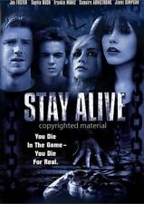 Stay Alive (DVD, 2006) Milo Ventimiglia, Samaire Armstrong, Adam Goldberg