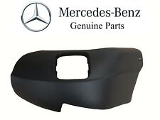 For Mercedes-Benz W220 S-Class Driver Seat Left Side Trim Cover Black Genuine