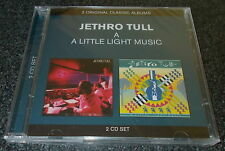 JETHRO TULL-A / A LITTLE LIGHT MUSIC-2xCD 2013-REMASTERED-NEW & SEALED