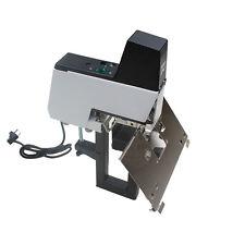 DC-2150TH Automatic Financial Voucher Binding Machine Stapler 1-50 mm