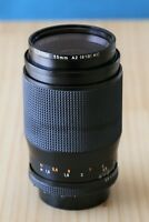 Contax Carl Zeiss Sonnar  T* 135 f2.8 AEJ Manual Telephoto Lens Excellent- 189