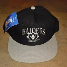Los Angeles Raiders hat VINTAGE AJD snapback 90's with tags VERY RARE style DS