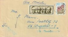 1981 South Africa cover sent to Wuppertal Germany