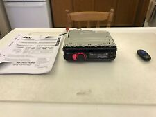 JVC KD-ADV5580 DVD/CD player receiver car radio deck