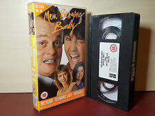 Men Behaving Badly - Weekend,Cleaning Lady,Marriage - PAL VHS Video Tape (H99)