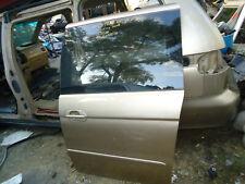 1999 2000 2001 HONDA ODYSSEY EX REAR LEFT SLIDING DOOR MESA BEIGE METALLIC