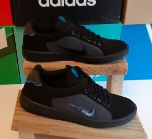Nike Court Tradition 2 Black Trainers Size 9