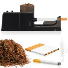 US Stock Electric Tobacco Roller Automatic Cigarette Rolling Machine Injector