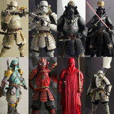 "Anime Star Wars Movie Realization  Japanese Samurai  Action Figure 7""New"