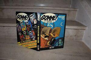 Gomme, bandes dessinées pour tous, recueil n°2 (n°8 a 14) 1982