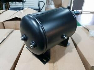 Air Tank 9L universal, 6 ports, FREE POST, suspension, brakes truck tractor car