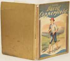 CHARLES DICKENS DAVID COPPERFIELD TRADUZIONE DI DE MATTIA ILLS 1951 BAMBINI
