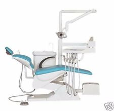 Dental chair with compressor, vacuum system, dentist stool Brand New UK