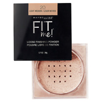 Maybelline Fit Me Loose Finishing Powder Light Medium 20