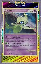 🌈Celebi Holo - HS03:Triomphe - 3/102 - Carte Pokemon Neuve Française