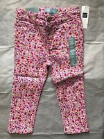 Baby Gap Skinny Fit Girl's Stretchy Colored Jeans