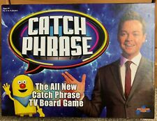 Drumond Park Catch Phrase Board Game - Complete With Instructions